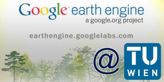 Google Earth Engine workshop at TU Wien