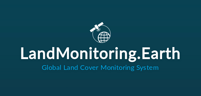LandMonitoring.Earth – Delivering global land monitoring products